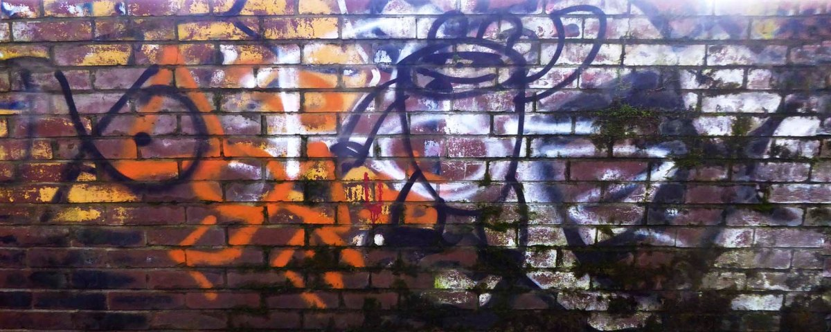 Graffiti, street art and all that…Part 1