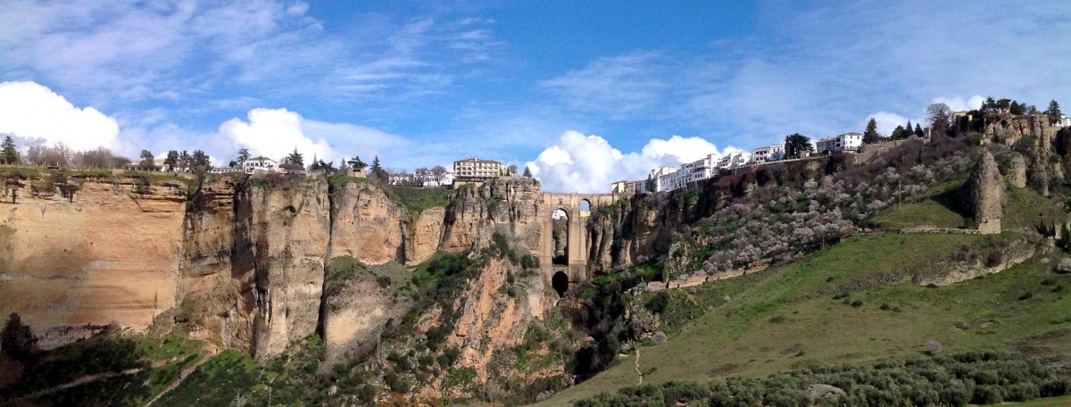A Postcard from Ronda